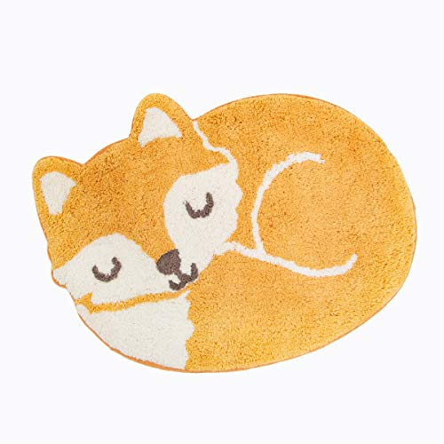 Sass & Belle Woodland Fox Rug