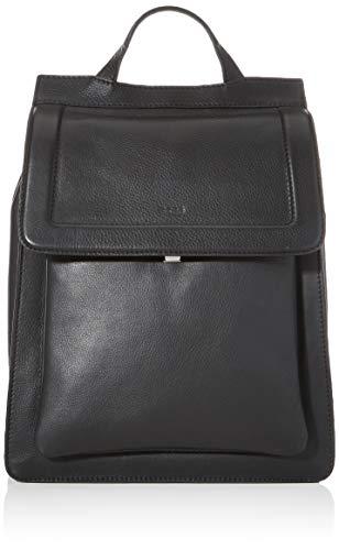 BREE Damen Splendor 3 Rucksack, Schwarz (Black), 11x36x29 cm