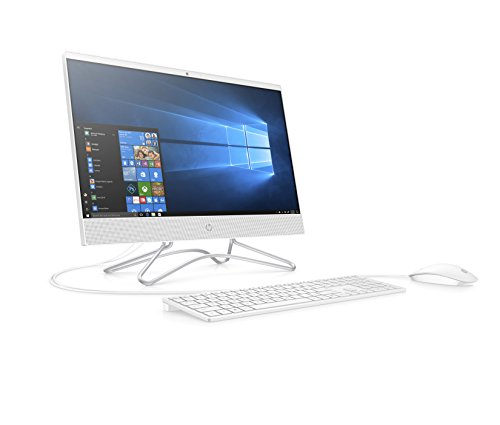 HP All-in-One PC - 21.5inch FHD Display, Intel Celeron G4900T, 1TB HDD, 4GB RAM, Windows 10, Snow...