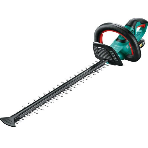 Bosch Cordless Hedge Trimmer AHS 50-20 LI (1 Battery, 18 V System, Stroke...