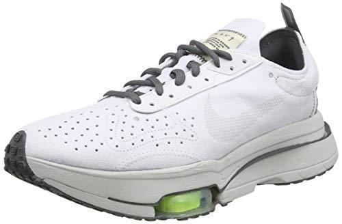 Nike Herren AIR Zoom-Type Running Shoes, Summit White/vast Grey-Iron Grey, 42 EU