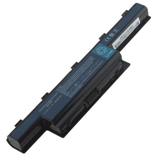 Batteria Potenziata 5200mAh 10.8V per Portatile Acer Aspire 5755G