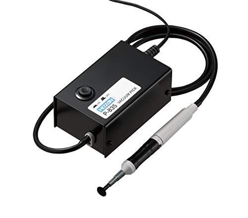 ホーザン(HOZAN) バキュームピック 電動式吸着ピンセット 球、レンズ、電池、ICなどのピックアップに P-835