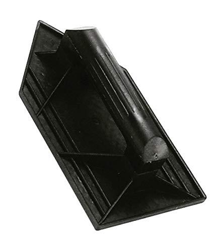 Maurer 2300570 Talocha plástico punta mango redondo 26x14cm negra