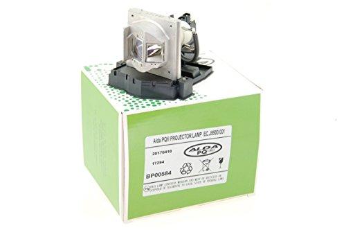 Alda PQ-Premium, Beamerlampe/Ersatzlampe kompatibel mit EC.J5500.001, EC.J6200.001 für ACER P5270, P5280, P5370W Projektoren, Lampe mit Gehäuse