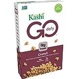 Kashi GO, Breakfast Cereal, Crunch, Vegetarian and an Excellent Source of Fiber, 13.8oz Box