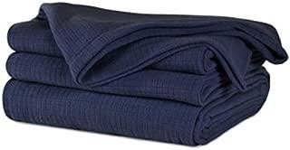 Berkshire Polartec Softec Blanket (King, Midnight Blue)