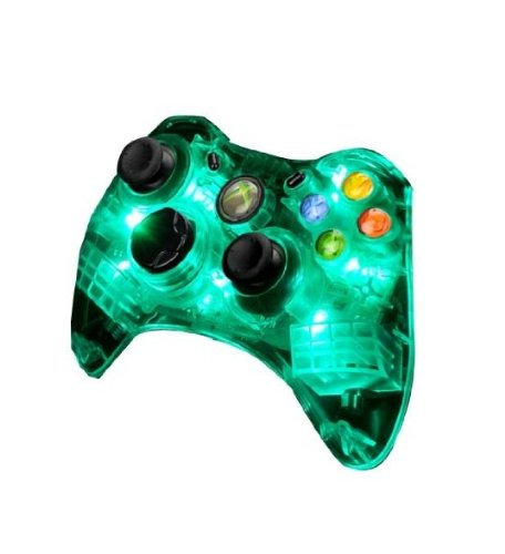 PDP - Controller Afterglow Con Cable (Xbox 360): Amazon.es ...