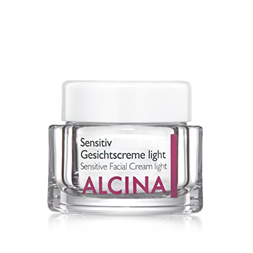 Alcina Sensitiv Gesichtscreme light unparf. 50 ml
