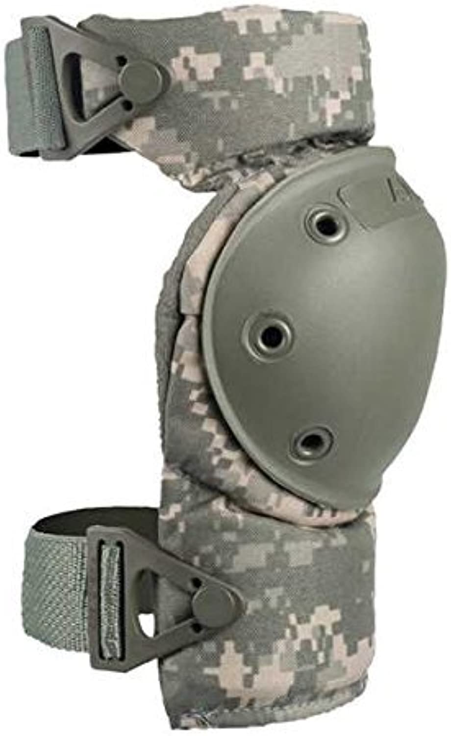 ALTA Tactical Contour Knee Pads - Flexible Round, Foliage Green (52913.15)