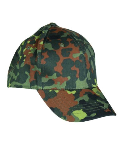 Mil-Tec US Baseball Cap Kids Flecktarn