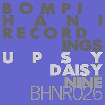 Upsy Daisy Nine