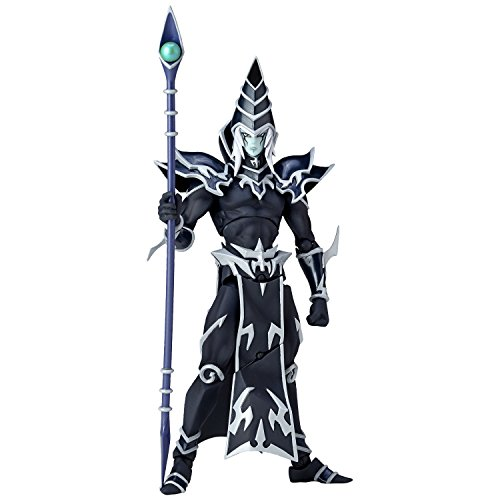 Yu-Gi-Oh!: The Dark Side of Dimensions Vulcanlog 010 Dark Magician Figura De Acción
