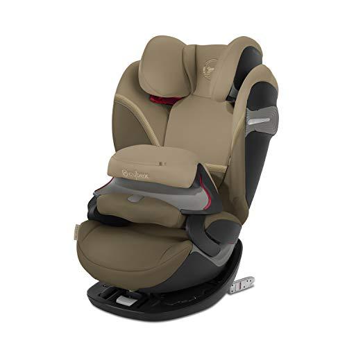 Cybex Cadeira-auto Pallas S-Fix Classic Bege