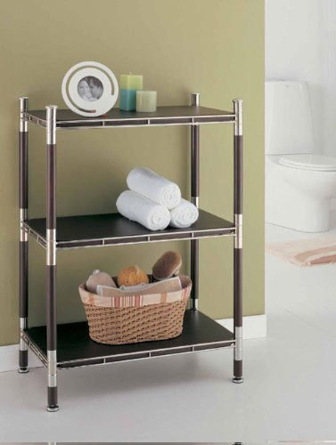 Organize It All Baronial 3 Tier Rack