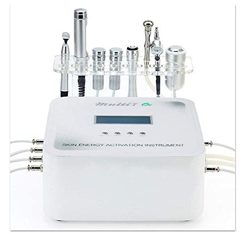 FDSZ Instrumento de Belleza de rejuvenecimiento de la Piel, Instrumento de radiofrecuencia ultrasónico, blanqueamiento y Instrumento de gestión Integral hidratante Anti-Arrugas,