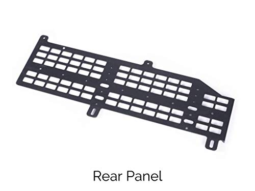 Cali Raised LED Bed Molle System Fits 2005-2020 Toyota Tacoma (Rear Panel Passenger)