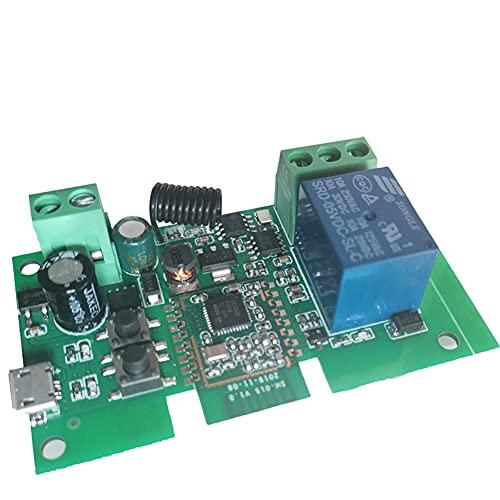 Pineapplen DC5-32V Ewelink ZigBee MóDulo de Relé Control Remoto Interruptor de Luz Trabaja con Alexa Home Hub Gateway Bridge