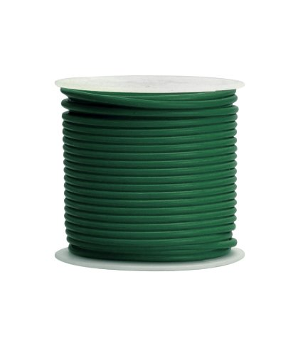Coleman Cable 55835023 Primary Wire, 18-Gauge 100-Feet Bulk Spool, Green