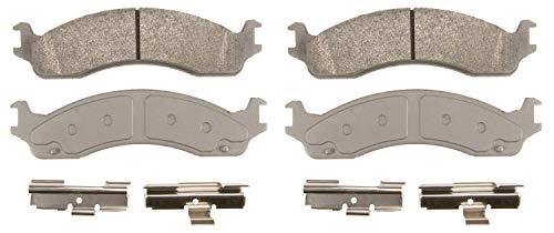 Wagner QC655 Ceramic Disc Brake Pad Set