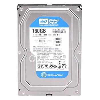 WesternDigital WD1600AAJB CaviarBlue 3.5inch 7200rpm 160GB 8MB PATA/100