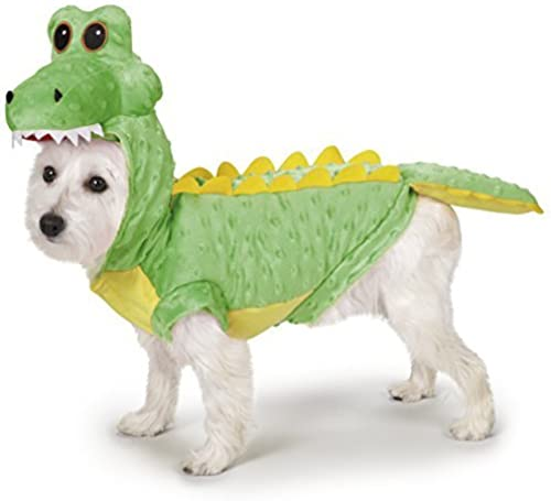 Casual Canine Casual Canine Crocodile Dog Costume, X-Small by Casual Canine