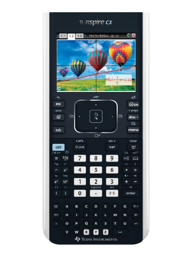 Texas Instruments -   TI Nspire CX