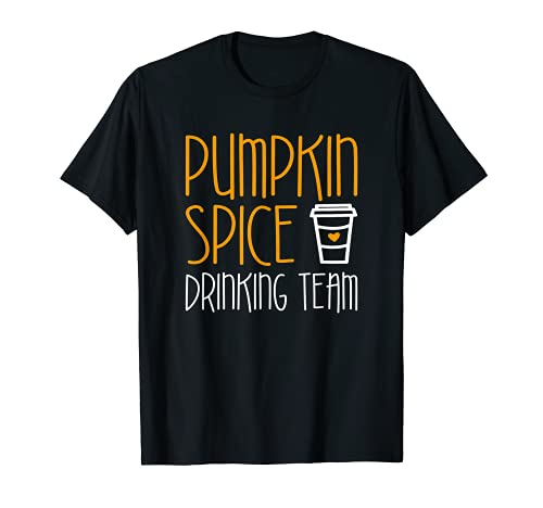 Pumpkin Spice - Camiseta para regalo de temporada de otoño Camiseta