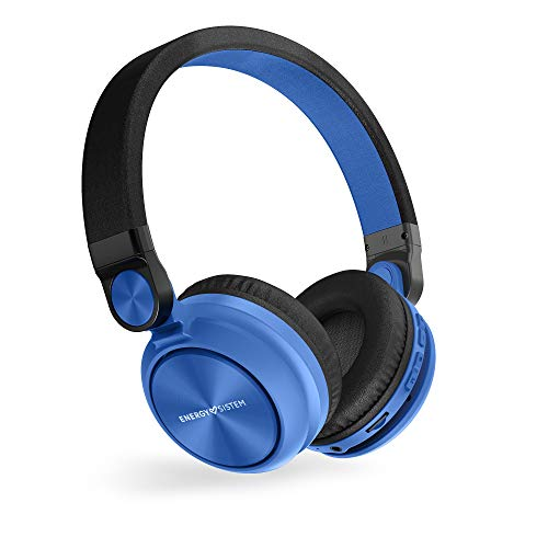 Energy Sistem Headphones BT Urban 2 Radio Indigo (Auriculares inalambricos, Reproductor MP3 microSD, Radio, Bluetooth)