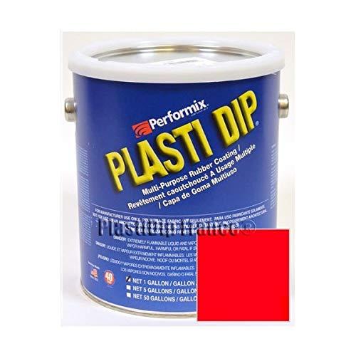 Plasti Dip Rosso tanica 3.78l