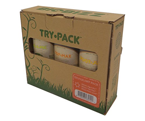 BioBizz 05-225-220 - Try-pack nutriente estimulante para plantas, 250ml
