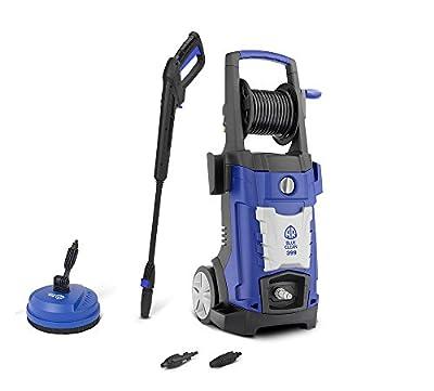 Ar Blue Clean 399 Pressure washer high pressure, Motor Induction (2000 W, 140 bar, 450 l/h) by Annovi Reberberi S.p.A.
