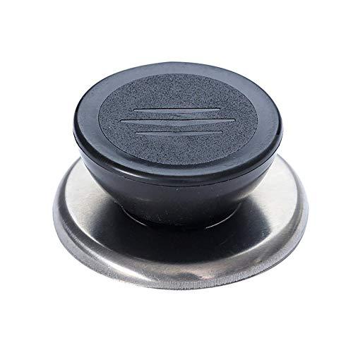 N / A - Pomo de sujeción circular para olla, mango de tornillo universal para armarios de cocina y pomos accesorios para el hogar