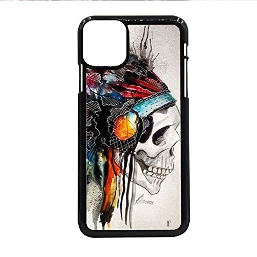 Gogh Yeah Tener Skull 2 Carcasa De Plástico Rígido Niño para Apple 6.1 Inch iPhone 11 Encantador