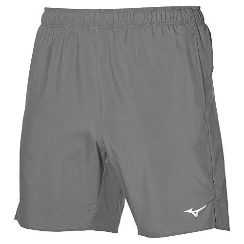 Mizuno Core 7.5 Pantalones Cortos, Castlerock, M para Hombre
