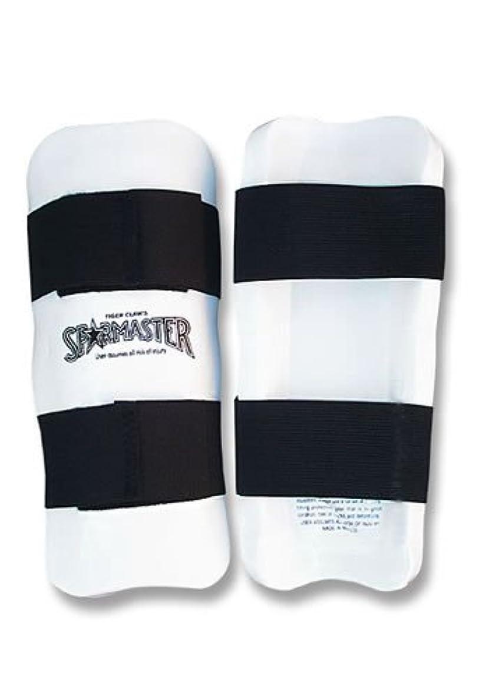 Tiger Claw Martial Arts Shin Guard - Sparmaster Shin Guard - White