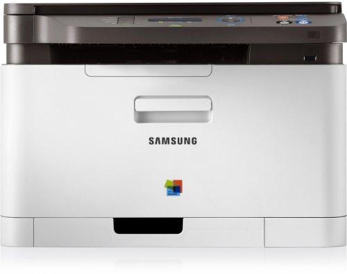Samsung CLX-3305/XEC CLX-3305 3-in-1 Multifunktionsgerät (Drucker, Kopierer, Scanner, USB 2.0)