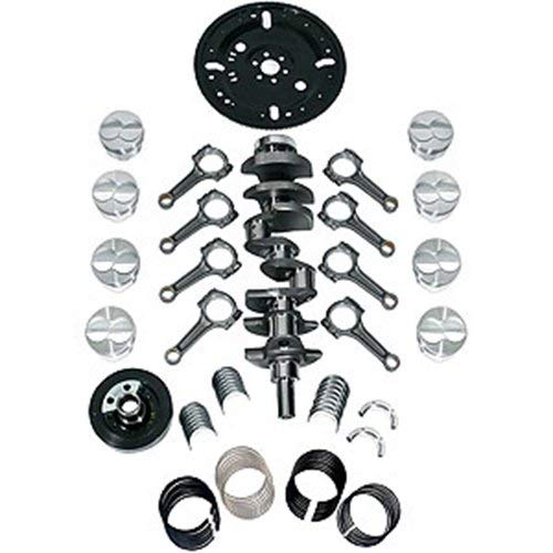 Scat Ford 331 Stroker Kit Forged Pistons Balanced Ext
