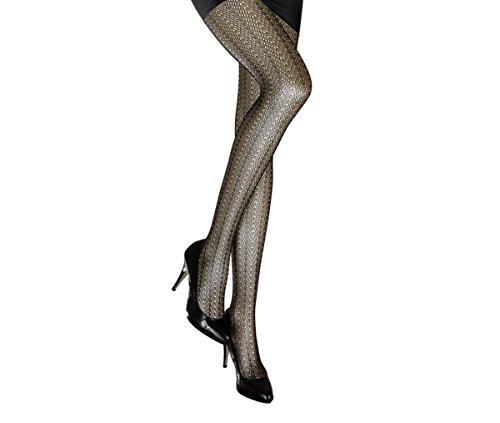 Sympatico Fashion Strumpfhose JASERA Farbe schwarz, Größe L