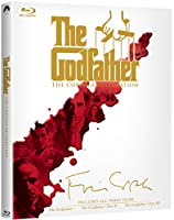 The Godfather Trilogy (The Coppola Restoration) [Blu-ray]