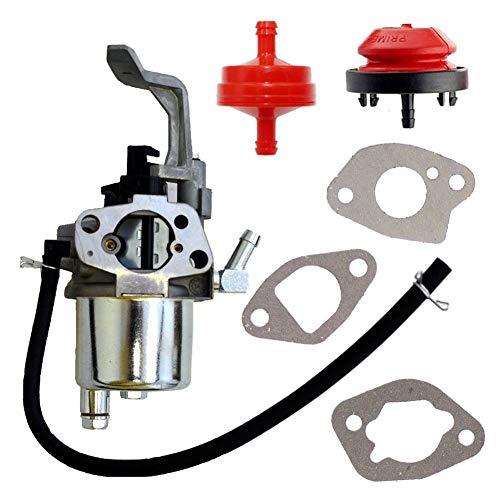 FitBest Carburetor Kit for Snow Blower Thrower Motors L10 LCT 03021 03022 Lauson 136cc 208cc Winter Generator Carb