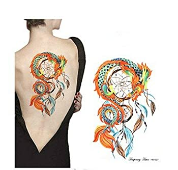 wind chime tattoo