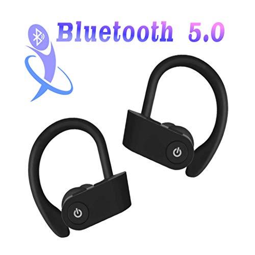 Auriculares inalámbricos Bluetooth,Auriculares intrauditivos Auriculares Deportivos HiFi Bass Stereo,IPX5 Impermeable,Cancelación de Ruido,con micrófono,para iPhone Android Apple AirPods Pro