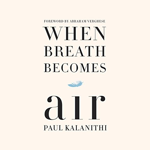 When Breath Becomes Air cover art
