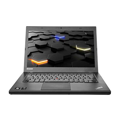 Lenovo ThinkPad T440 Intel Core i5 1,9 8 500SSD 14 Zoll 1920 x 1080 Full-HD 1080p IPS Win10 (Generalüberholt)