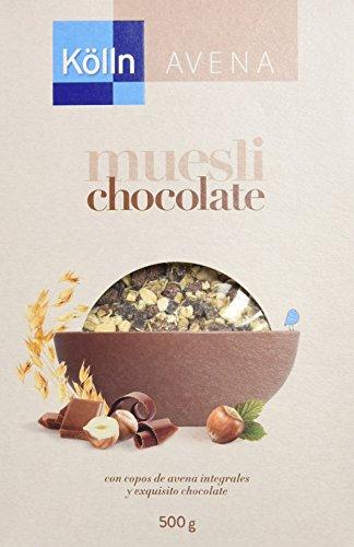 Kölln Muesli de Avena Integral con Chocolate y Avellanas - 500 g