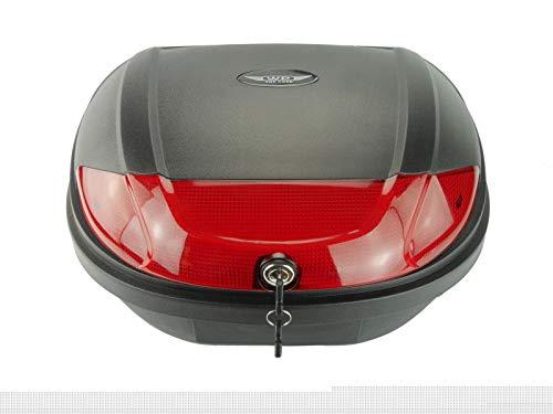 Top Case - Maletín para 2 cascos, 48 litros