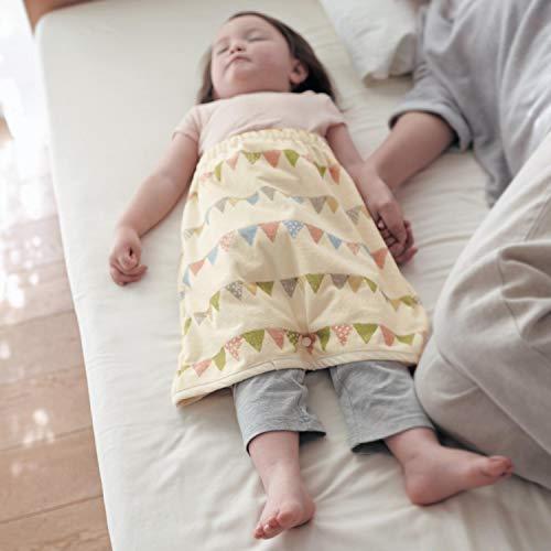 [ベルメゾン] おねしょケット スカート 浸みにくい ケット おねしょ対策 フラッグ 小
