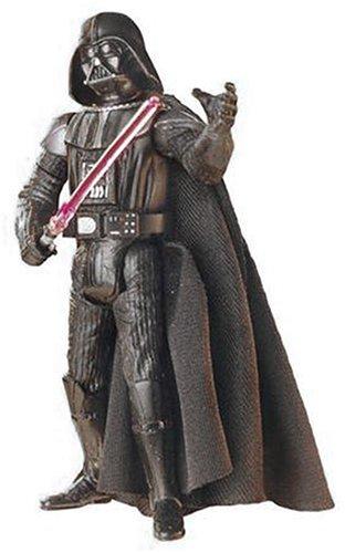 Hasbro Star Wars ROTS : Figurine Darth Vader -Lightsaber Attack- (11)