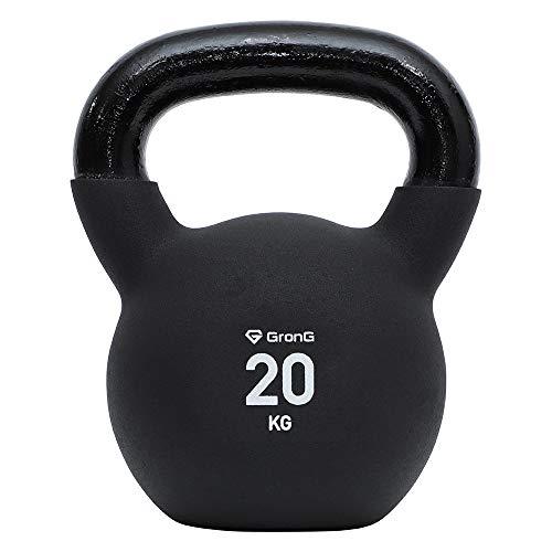 GronG(グロング) ケトルベル 20kg ブラック